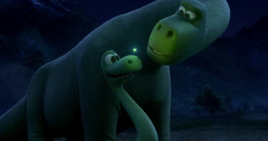 'The Good Dinosaur' Might Have A Secret Twist