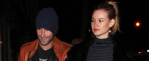 Adam Levine and Behati Prinsloo Hold Hands During Their Sweet Date Night