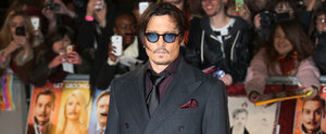 Johnny Depp Gets Emotional When Talking About His Daughter's Kidney Failure Hospitalization
