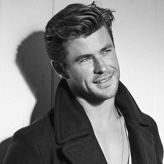 Chris Hemsworth in Vanity Fair December 2015