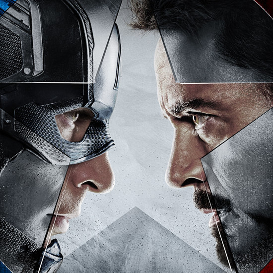 "Captain America: Civil War Trailer With Adele's ""Hello"""