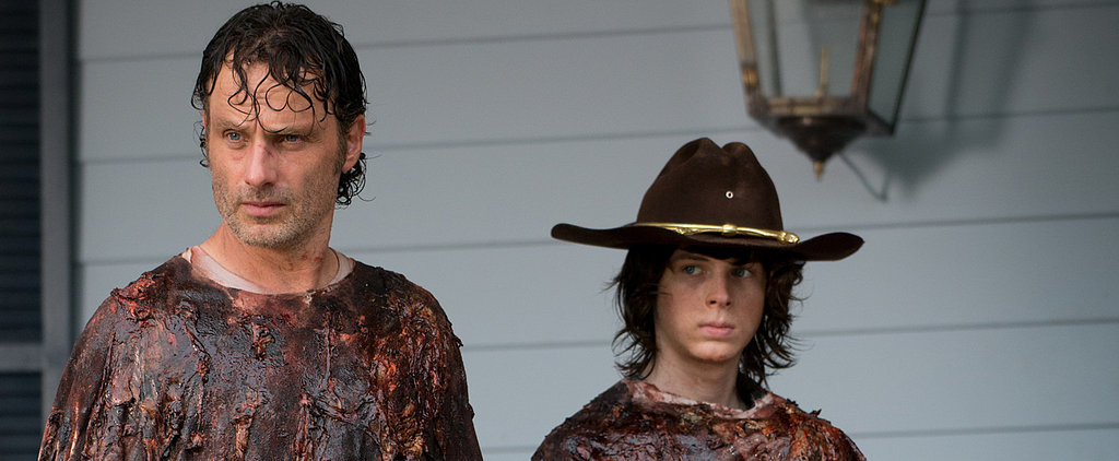 If You Blinked, You Missed This Easter Egg From The Walking Dead's Winter Finale