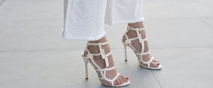 This Is the Healthiest Heel Height For Your Feet