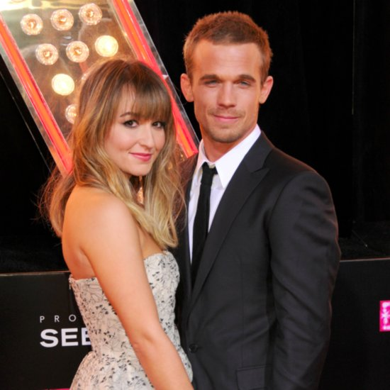 Cam Gigandet and Dominique Geisendorff Welcome Third Child