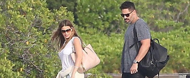 Sofia Vergara and Joe Manganiello Head Home After Their Romantic Honeymoon