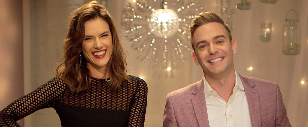 ICYMI: Alessandra Ambrosio on Our Gift Guide Show
