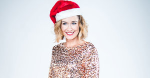 1 Sequined Holiday Dress 5 Different Ways!
