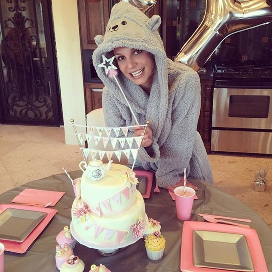 Britney Spears's 34th Birthday Party Pictures
