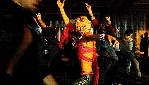 "When people picked on our beloved Britney, we put on the ""I'm a Slave 4 U"" video and said, ""Boom. Trump card."""