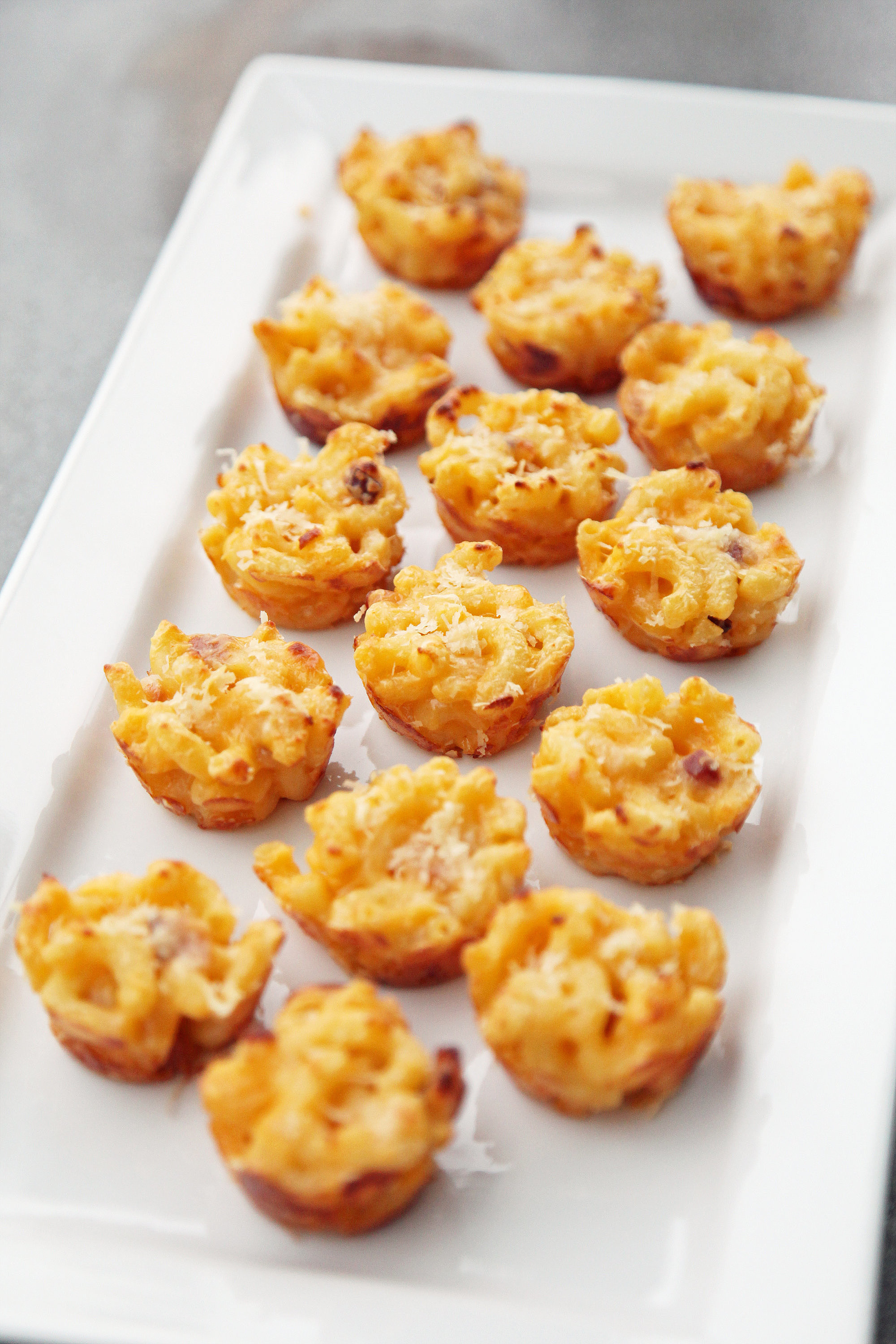 Three-Cheese Mini Macaroni and Cheese Bites | Your Ultimate Guide to ...