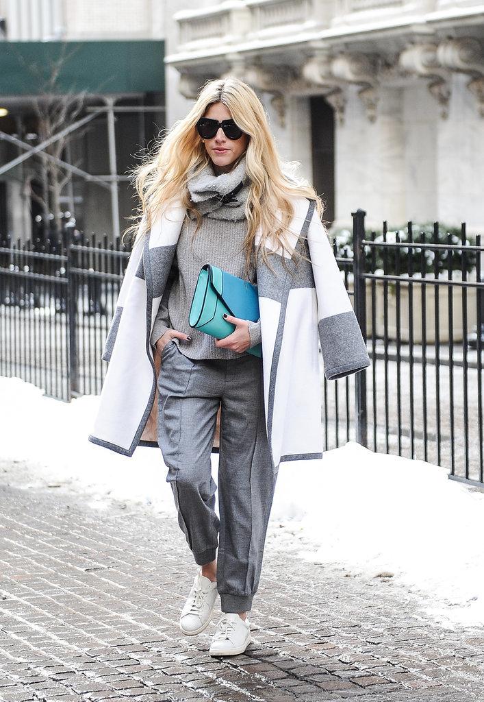 Winter Street Style 2015 Popsugar Fashion Uk