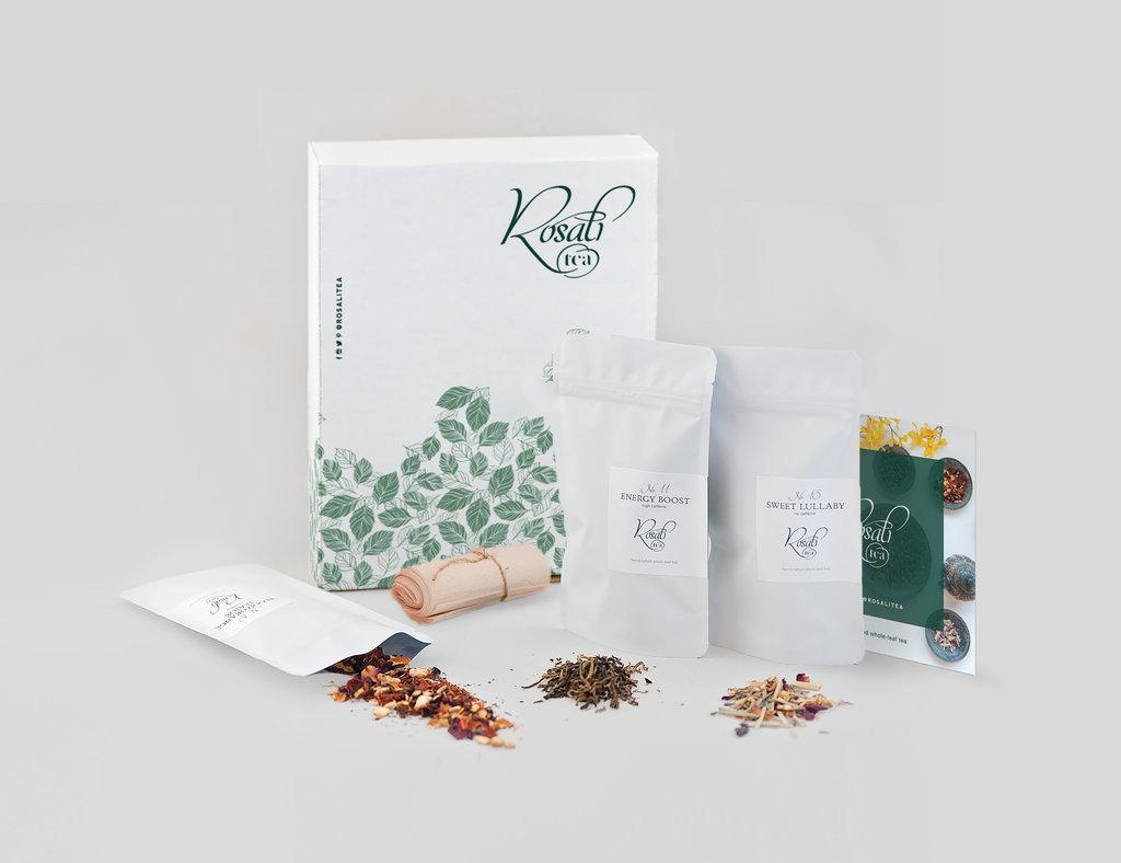 Rosali Tea Subscription