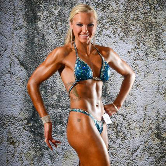 What a Bikini Competitor Eats Every Day