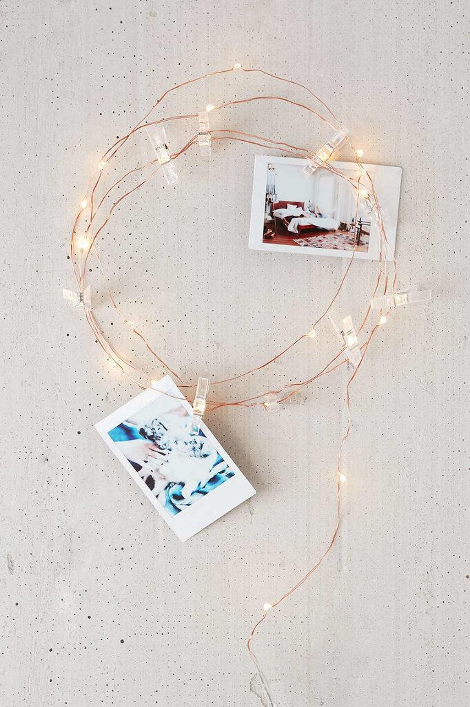 Decorating with string lights popsugar home australia for Firefly lights urban