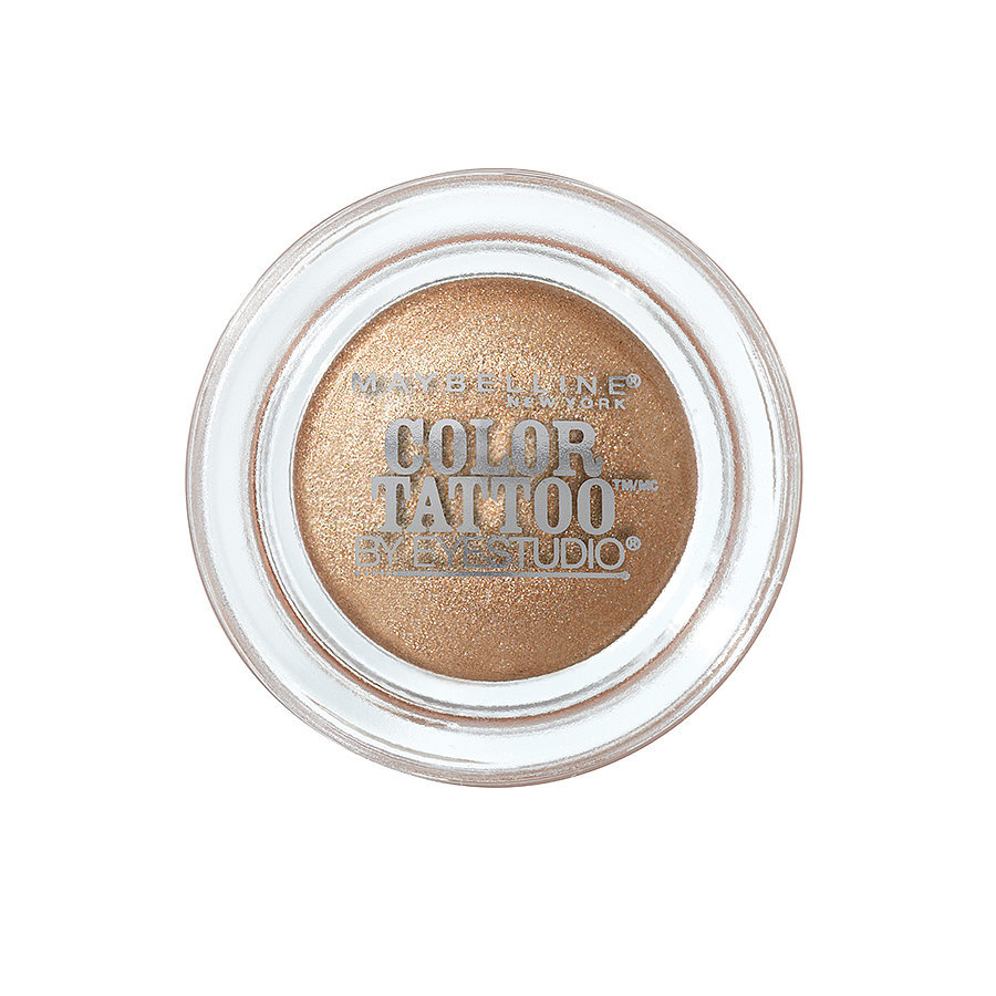 Maybelline ny color tattoo metallic eyeshadow in barely for Maybelline color tattoo barely branded
