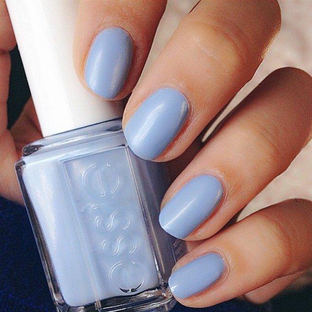 serenity pantone, essie, nails, manicure, eventsojudith
