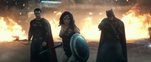 The Epic Showdown Between Batman and Superman Escalates in the New Dawn of Justice Trailer