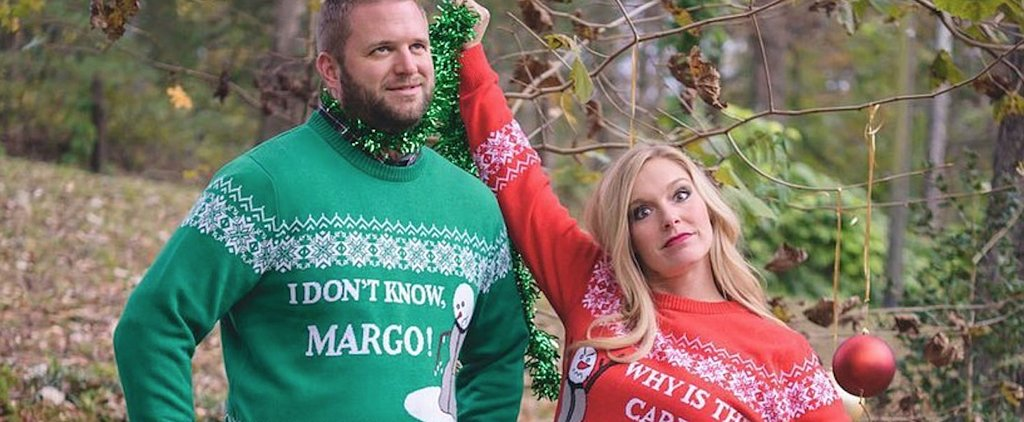 Make Everyone at the Party Jealous With These Ugly Christmas Sweaters For Couples