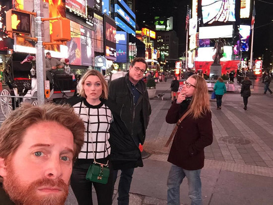 Macaulay Culkin, Bob Saget And Seth Green Are Your New Squad Goals