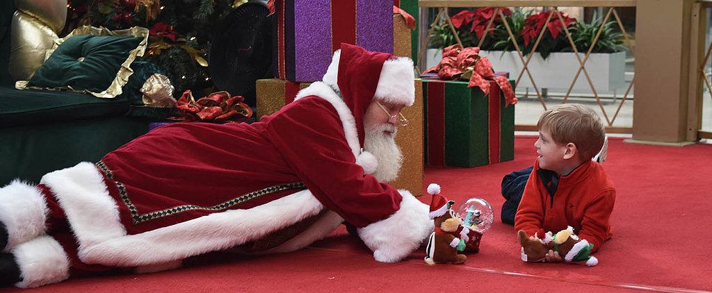 Children With Autism Get Special Santa Experience Thanks to Autism Speaks Program