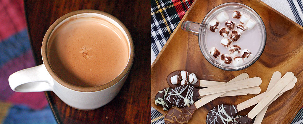 POPSUGAR Shout Out: 20 Hot Cocoa Recipes to Warm Up This Winter