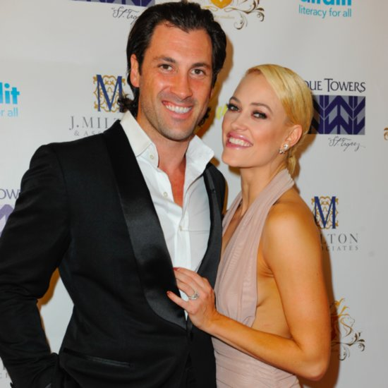Maksim Chmerkovskiy and Peta Murgatroyd Are Engaged 2015