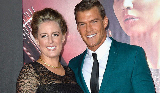 'Hunger Games' Star Alan Ritchson Welcomes Third Child -- See the Cute Pic!