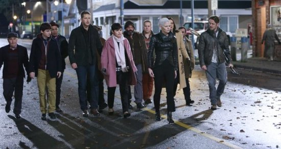 'Once Upon a Time' Kills Fan Favorite, But Shippers Are in Heaven