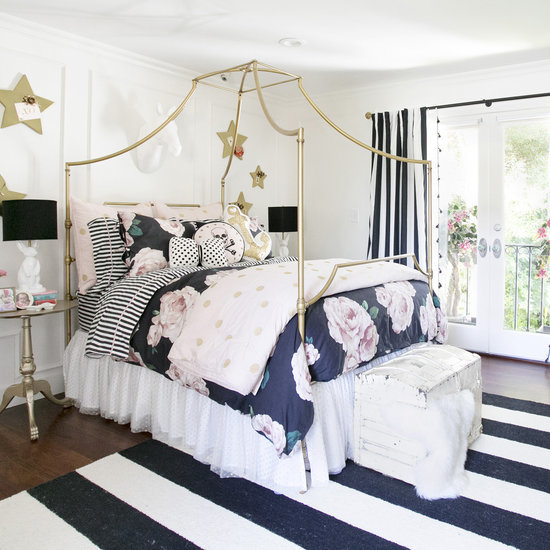 Jessica Alba's Kids' Bedroom Designs