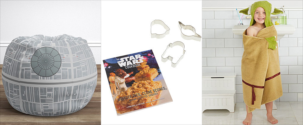 Star Wars Gear (in Time For the New Movie!) That Your Little Jedi Will Love This Holiday