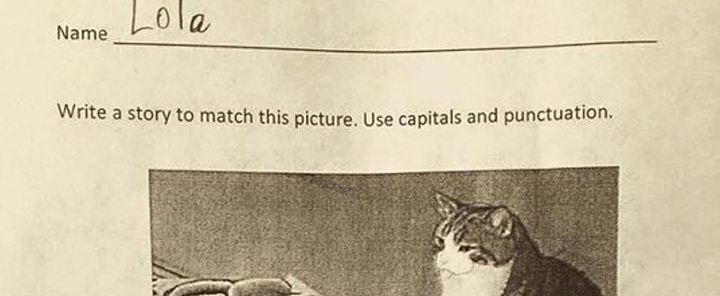 These LOL-Worthy Homework Assignments Fail So Badly They Win