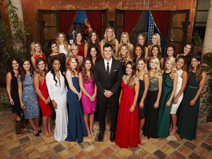 Ben Higgins Bachelor Contestants 2016