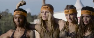 Watch 4 Victoria's Secret Angels Crush a Tough Mudder Obstacle Course