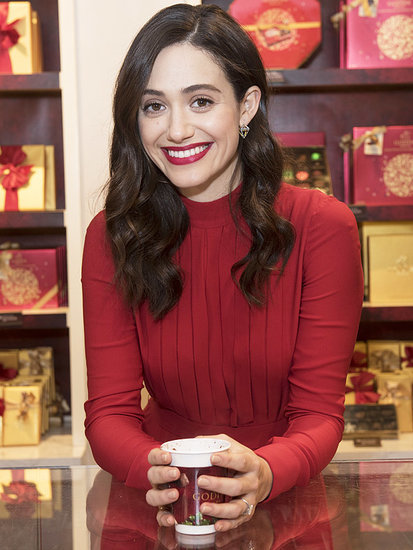 Emmy Rossum on Her Vintage Engagement Ring: 'I Like That I've Inherited Someone's Story'