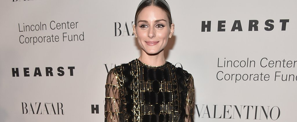 Olivia Palermo's Gown Is So Good It'll Make Your Heart Stop