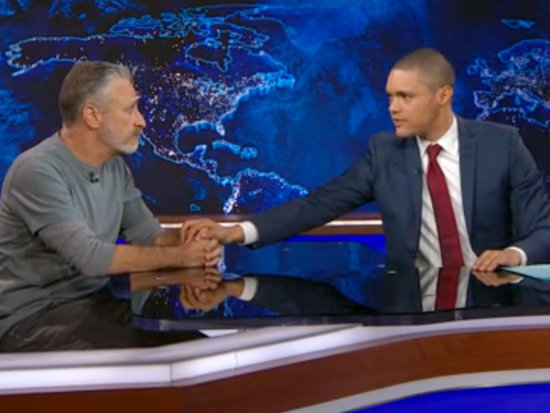 Jon Stewart Returns to The Daily Show with a Call to Action, Blasts Congress
