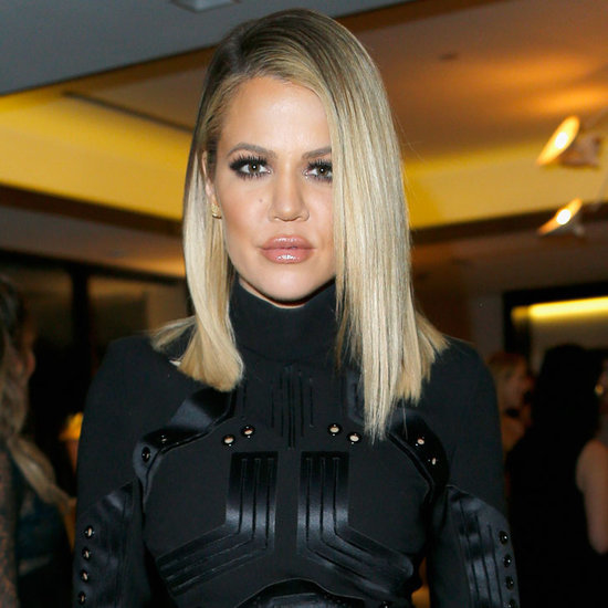 Khloe Kardashian Talks Saint West