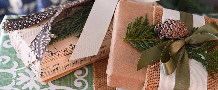 45 Gorgeous Gift Wrap Ideas That Wow