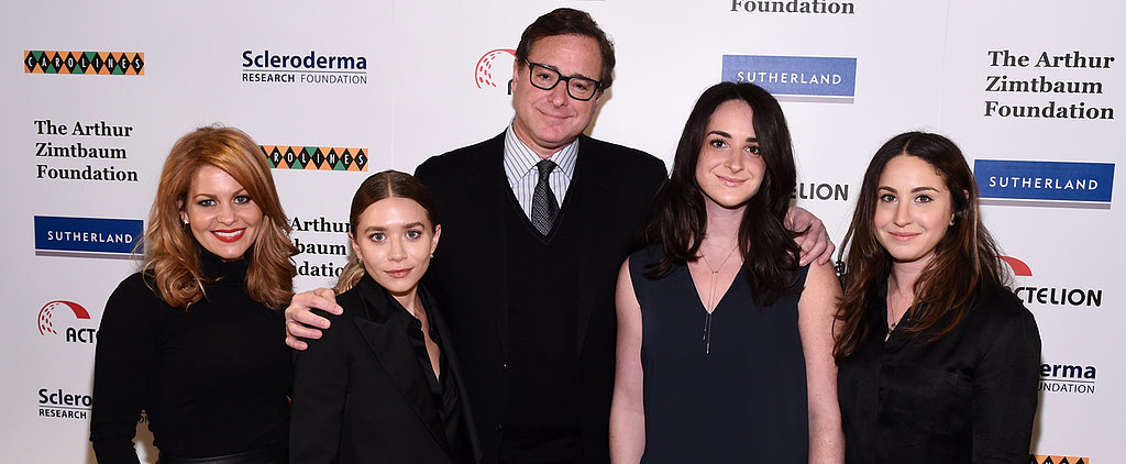 Bob Saget Reunites With His Full House Family Members on the Red Carpet