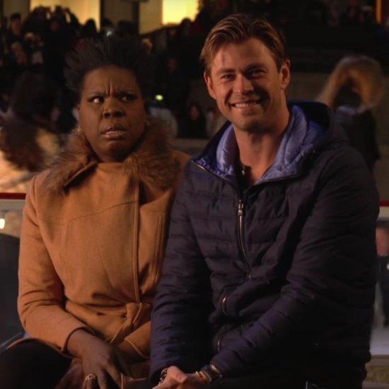 Chris Hemsworth's SNL Promos 2015