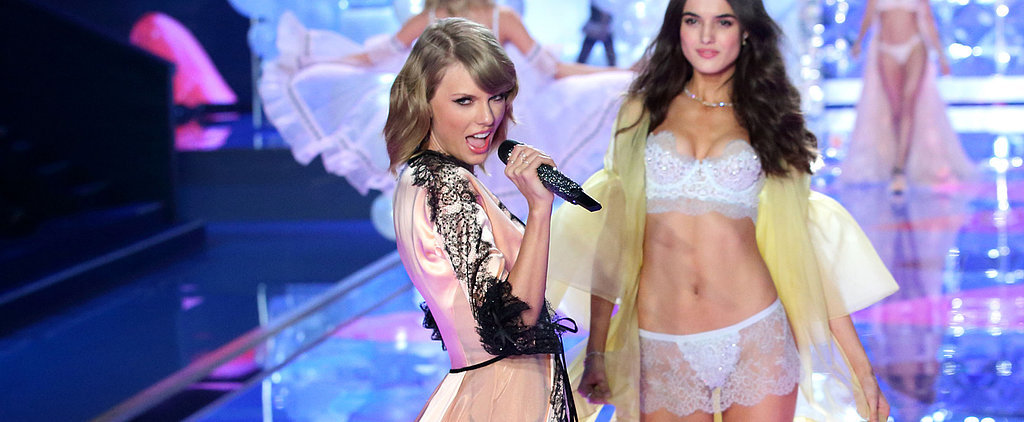 Did You Miss Taylor Swift at the Victoria's Secret Fashion Show Last Night?