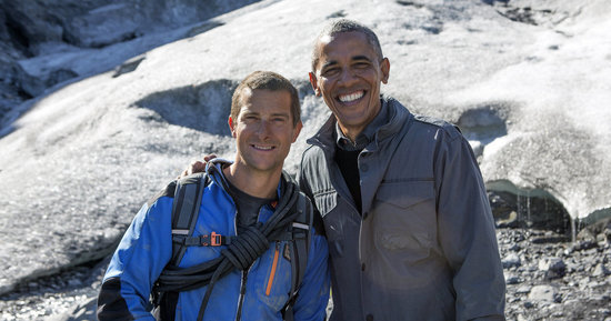 Yes, The President And Bear Grylls Talked About Drinking Pee