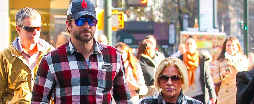 Bradley Cooper Is Proof That You're Never Too Old to Match With Your Mom
