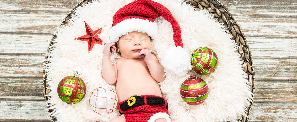 14 Adorable Crocheted Christmas Outfits For Babies