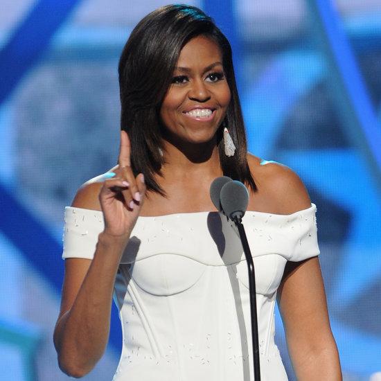 Michelle Obama College Rap Video