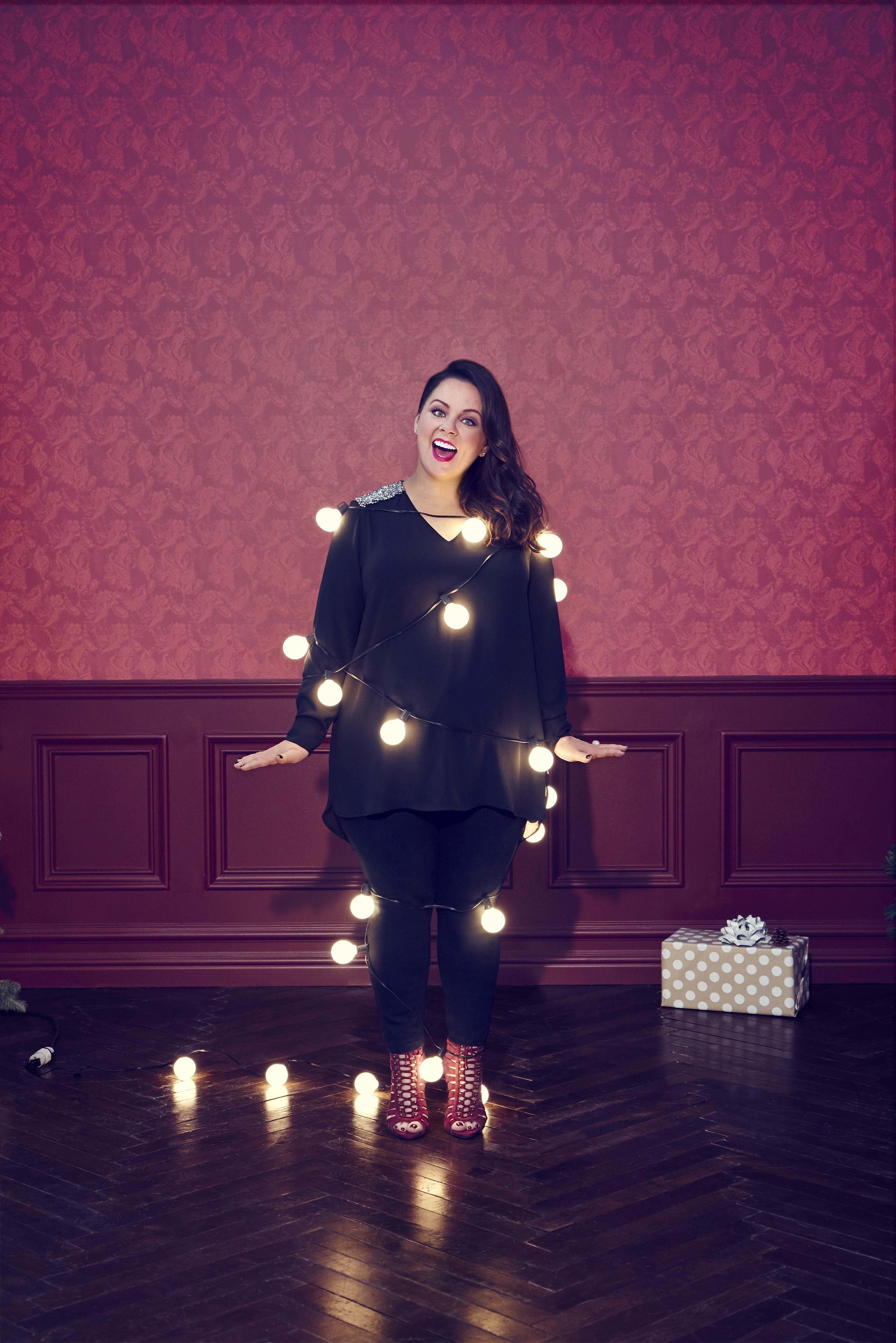 Melissa McCarthy\'s New Fashion Campaign Will Give You All the ...