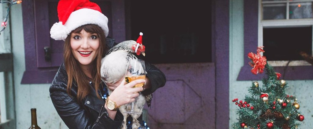 This Single Girl Is Wishing Friends and a Family a Merry Effing Christmas