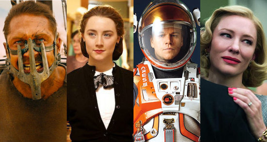 Oscar Race 2016: Why the Golden Globes Just Make Things More Confusing