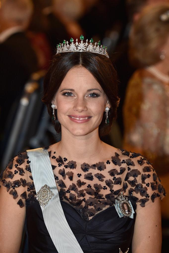 Princess sofia 39 s maternity style popsugar fashion - Princesse sofya ...