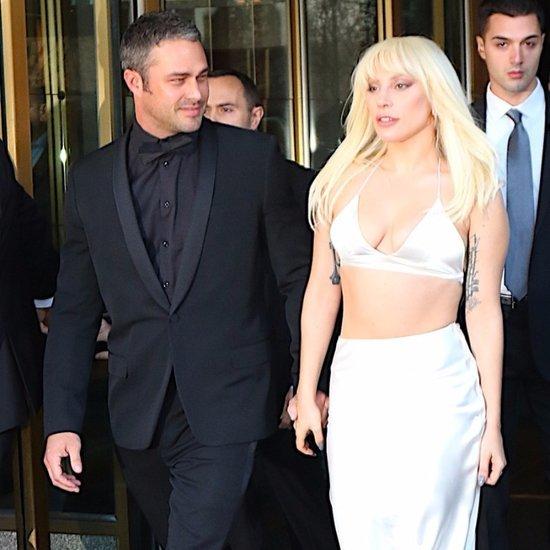 Lady Gaga at Billboard Women in Music Event 2015
